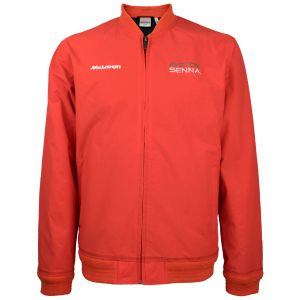 Ayrton Senna Jacket 3 Times World Champion