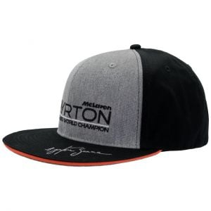 Ayrton Senna Cap McLaren World Champion 1988
