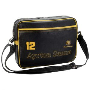 Ayrton Senna Campus Bag Classic Team Lotus