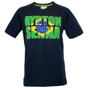 Camiseta Brasil Azul