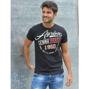 T-Shirt Senna Brasil 1960