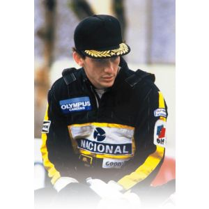 Ayrton Senna Limited Edition Suit 1985 Senna