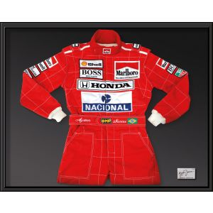 Ayrton Senna Limited Edition Suit 1991