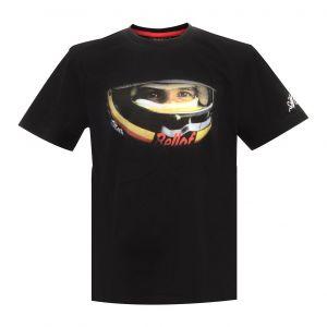 Stefan Bellof T-Shirt Helmet Classic Line