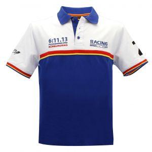 Stefan Bellof Polo-Shirt Rekord Lap 6:11.13 min