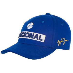 Nacional Cap Embroided