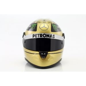 Michael Schumacher Helmet 1:2 scale front