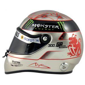 Spa 300th GP 2012 Platin-Helm 1:2