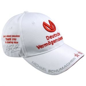Michael Schumacher DVAG Cap Final 2012
