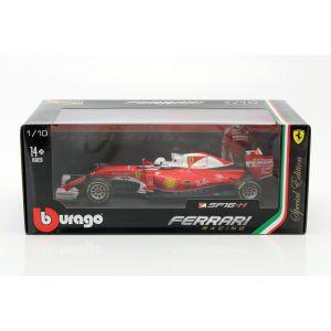 S. Vettel Ferrari SF16-H 2016