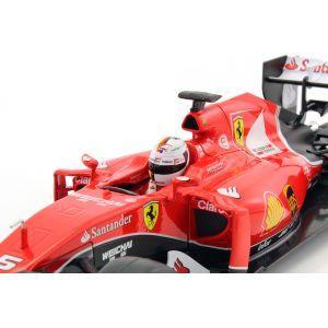Sebastian Vettel Ferrari SF15-T #5 Formel 1 2015 1:18