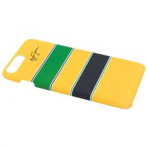 Ayrton Senna Schutzhülle Helm iPhone 7 Plus