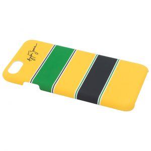 Ayrton Senna Schutzhülle Helm iPhone 7