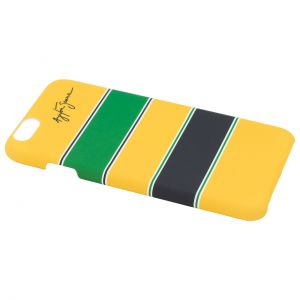 Ayrton Senna Phone Case Helmet iPhone 6/6s