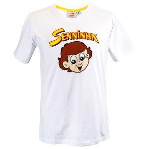 Ayrton Senna Camiseta Senninha