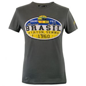 Ayrton Senna T-Shirt Grand Prix