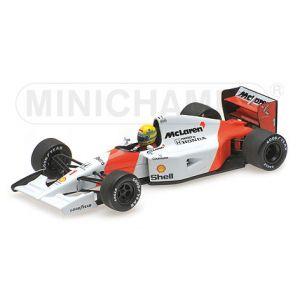 Ayrton Senna McLaren Honda MP 4/7 1:43