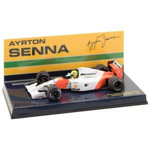 Ayrton Senna McLaren MP4/7 #1 Formula 1 1992 1/43