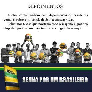Livro Senna por um Brasileiro