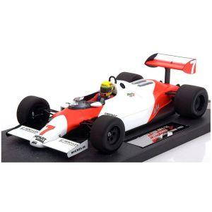 McLaren Ford MP4/1C Teste Silverstone 1983 1:18