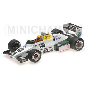 Williams Ford FW08C 1983 1:18