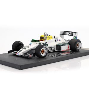 Williams Ford FW08C Donington Park Test 19. Juli 1983 1:18