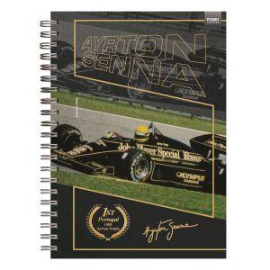 Caderno Lotus 85 96 folhas