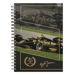 Caderno Lotus 85 160 folhas