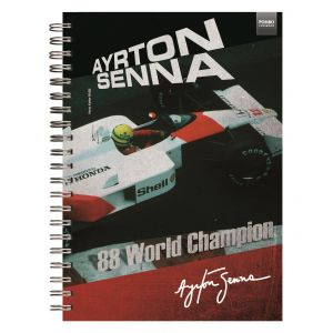 Caderno McLaren World Champion 160 folhas