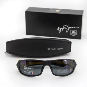 Ayrton Senna Tag Heuer Sunglasses box