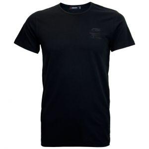 Camiseta negra de