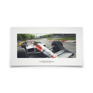 McLaren MP4/4 - The Best And The Rest