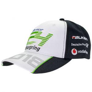 """24h-Rennen Cap 2018 """"Sponsor"""" white"""