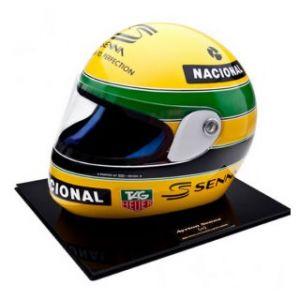 Ayrton Senna 1:1 Helm 1993 Bercy
