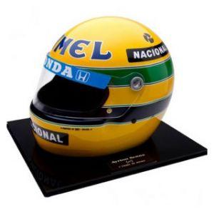 Ayrton Senna Helmet 1987