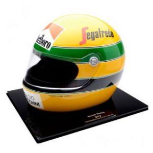 Ayrton Senna Helmet 1984