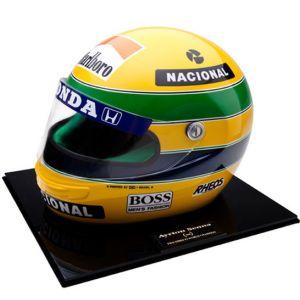 Bi Campeonato Mundial na F1 – Réplica do Capacete (1990)