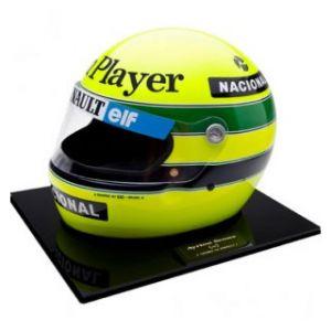 Ayrton Senna 1:1 Helmet 1985