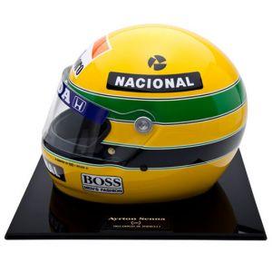 Tri Campeonato Mundial F1 – Réplica do Capacete (1991)