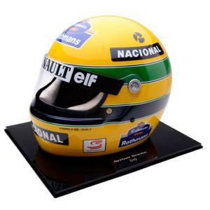 Última Temporada na F1 – Réplica do Capacete (1994)