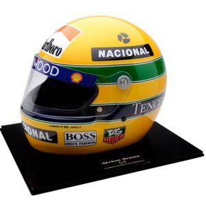 Últimas Vitórias (McLaren) – Réplica do Capacete (1993)