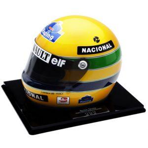 Última Temporada na F1 – Miniatura do Capacete de Ayrton Senna (1994)
