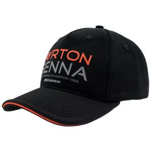 Ayrton Senna Gorra McLaren World Champion 1988