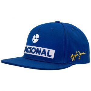 Gorra Nacional d visera Plana Senna
