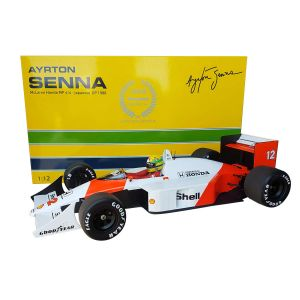 McLaren Honda MP4/4 1:12 Japan 1988