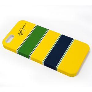 Ayrton Senna Smartphone Cover Helmet iphone 5 p
