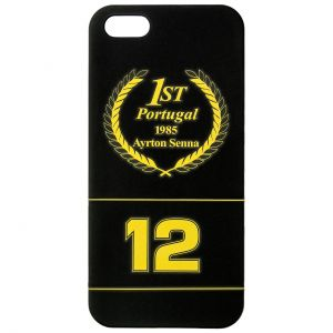 Ayrton Senna Smart Phone Cover 5 / 5s Portugal 1985