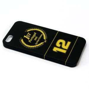 Ayrton Senna Smart Phone Cover 5 / 5s Portugal 1985 p
