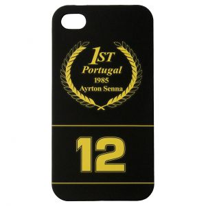 Ayrton Senna Phone Case Portugal 1985 iPhone 4/4s