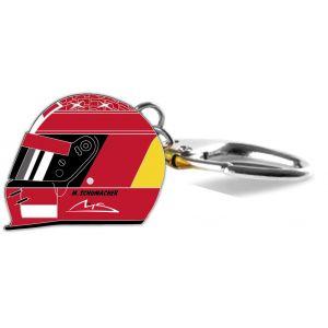 Michael Schumacher 3D Keyring Helmet